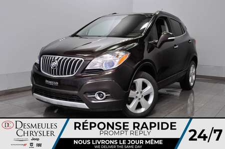2015 Buick Encore 1.4L * BLUETOOTH * CAMERA DE RECUL * CRUISE * A/C for Sale  - DC-A1519  - Blainville Chrysler