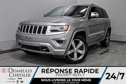 2016 Jeep Grand Cherokee Overland *A/C *Cam de recul * GPS * Toit pano  - DC-M1329  - Blainville Chrysler