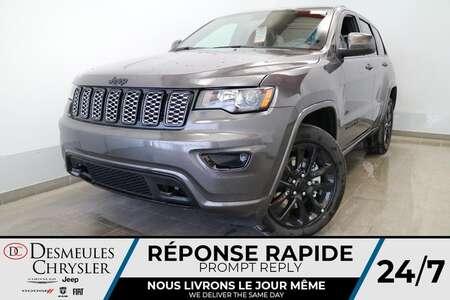 2021 Jeep Grand Cherokee Laredo 4X4 * UCONNECT 8.4 PO * CAMERA DE RECUL * for Sale  - DC-J21040  - Blainville Chrysler