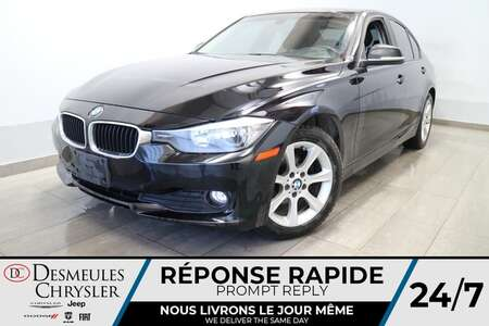 2014 BMW 3 Series 320i xDrive AWD * SIEGES CHAUFFANTS * A/C * CUIR * for Sale  - DC-S2573  - Desmeules Chrysler