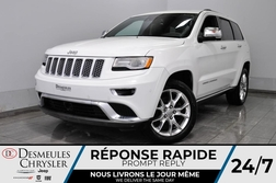 2016 Jeep Grand Cherokee Summit * Toit Ouvr Pano * Cam Rec * 161$/Semaine  - DC-A1438  - Desmeules Chrysler