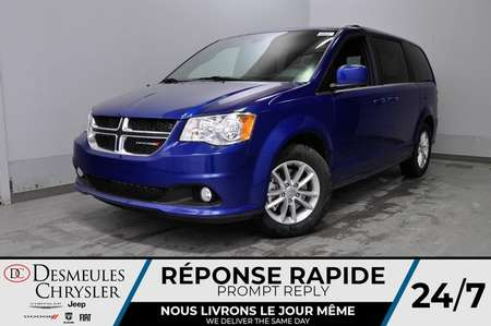 2020 Dodge Grand Caravan Premium Plus + UCONNECT + BANCS CHAUFF *98$/SEM for Sale  - DC-20425  - Blainville Chrysler