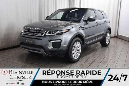 2017 Land Rover Range Rover Evoque SE * TOIT PANO * CAMERA DE RECUL * NAVIGATION * for Sale  - BC-20435A  - Desmeules Chrysler