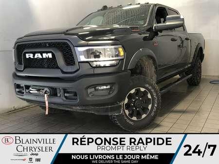 2019 Ram 2500 POWER WAGON * TOIT PANO * SIEGES CHAUFF. + VENT. * for Sale  - BC-C2377  - Desmeules Chrysler