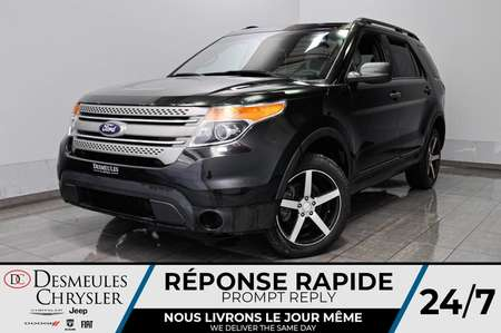 2014 Ford Explorer Base + camera de recul + a/c avant et arriere for Sale  - DC-D1636A  - Desmeules Chrysler