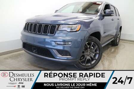 2021 Jeep Grand Cherokee HIGH ALTITUDE 4X4 * UCONNECT 8.4 PO * NAVIGATION * for Sale  - DC-J21087  - Desmeules Chrysler