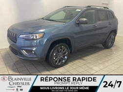 2021 Jeep Cherokee 80th Anniversary * CUIR * TOIT PANORAMIQUE  - BC-21490  - Blainville Chrysler