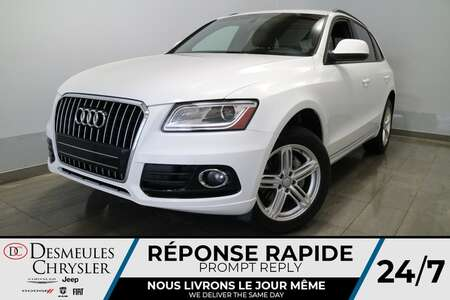 2014 Audi Q5 2.0L Komfort  AWD * SIEGES CHAUFFANTS * CUIR * A/C for Sale  - DC-E2535  - Desmeules Chrysler