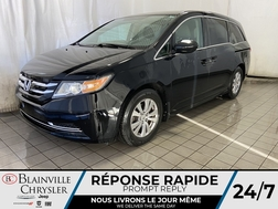2016 Honda Odyssey SE * CAM RECUL * BLUETOOTH * CRUISE * 8 PASSAGERS  - 21093A  - Blainville Chrysler