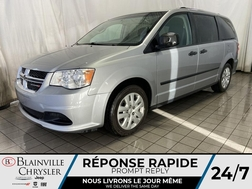 2016 Dodge Grand Caravan CRUISE * A/C  - BC-20554A  - Blainville Chrysler