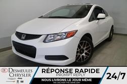 2012 Honda Civic Cpe EX-L * NAVIGATION * TOIT OUVRANT * A/C * CRUISE *  - DC-S2558  - Desmeules Chrysler