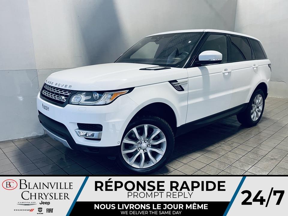 2017 Land Rover Range Rover  - Blainville Chrysler