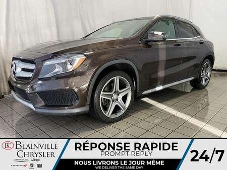 2015 Mercedes-Benz GLA-Class GLA 250 * TOIT PANO * CAM RECUL * GPS * for Sale  - BC-P1913  - Desmeules Chrysler