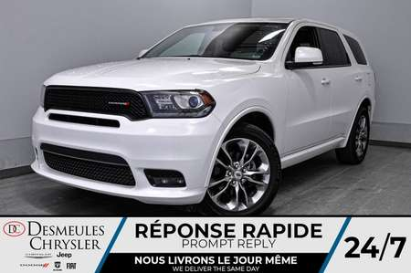 2019 Dodge Durango GT + bancs chauff + toit ouv + uconnect + wifi for Sale  - DC-L1984  - Blainville Chrysler