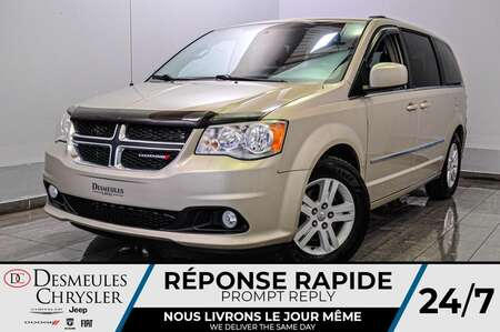 2013 Dodge Grand Caravan Crew * CAM RECUL * SIEGES ET VOLANT CHAUFFANTS for Sale  - DC-C2265  - Blainville Chrysler