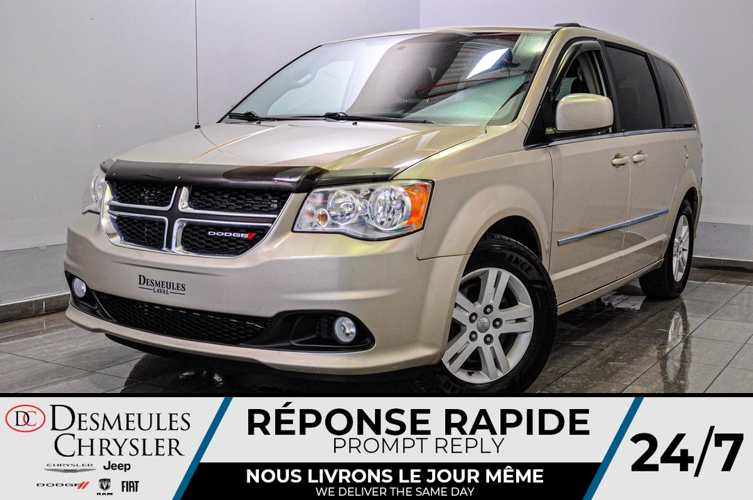 2013 Dodge Grand Caravan  - Blainville Chrysler