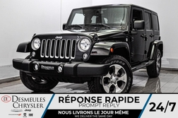 2018 Jeep Wrangler JK UNLIMITED * BLUETOOTH * CRUISE * GPS  - DC-E2276  - Blainville Chrysler