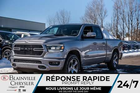 2020 Ram 1500 Sport for Sale  - BC-20041  - Desmeules Chrysler