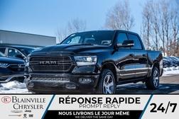 2020 Ram 1500 SPORT * MAGS * 4X4 * BLUETOOTH * CUIR  - BC-20052  - Desmeules Chrysler