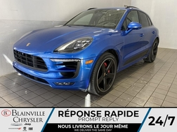 2018 Porsche Macan GTS * GPS * TOIT PANO * ALCENTARA * CAM RECUL 360  - BC-J2126  - Desmeules Chrysler