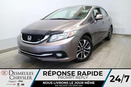 2013 Honda Civic Touring * NAVIGATION * TOIT OUVRANT * A/C * CUIR * for Sale  - DC-U2695  - Desmeules Chrysler