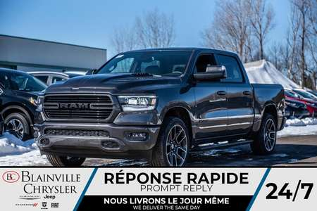 2020 Ram 1500 Sport for Sale  - BC-20094  - Desmeules Chrysler