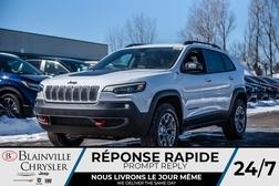 2020 Jeep Cherokee Trailhawk + ENSEMBLE REMORQUE +  - BC-20138  - Desmeules Chrysler