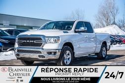 2020 Ram 1500 Big Horn + VITRE ÉLECTRIQUE + A/C + 4X4 +  - BC-20144  - Blainville Chrysler