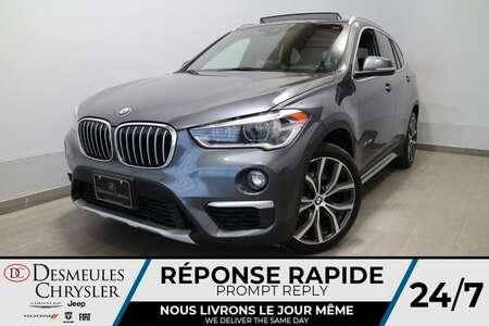 2016 BMW X1 xDrive28i AWD * NAVIGATION * TOIT OUVRAIT * CRUISE for Sale  - DC-E2694  - Blainville Chrysler