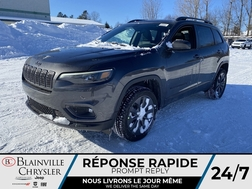 2021 Jeep Cherokee 80th Anniversary* CUIR * TOIT PANORAMIQUE*  - BC-21168  - Blainville Chrysler