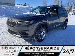 2021 Jeep Cherokee 80th Anniversary* APPLE CARPLAY * TOIT * CAM RECUL  - BC-21168  - Blainville Chrysler