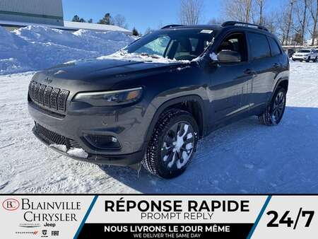 2021 Jeep Cherokee 80th Anniversary* APPLE CARPLAY * TOIT * CAM RECUL for Sale  - BC-21168  - Desmeules Chrysler