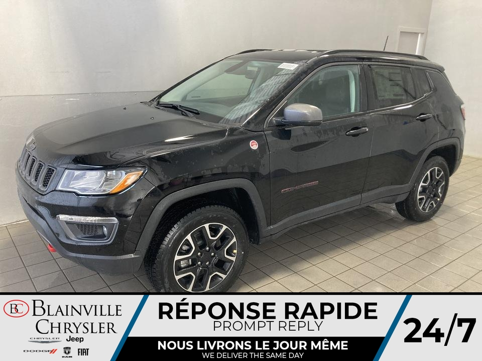 2021 Jeep Compass  - Desmeules Chrysler