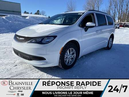 2021 Chrysler GRAND CARAVAN SXT 2WD * SIEGES CHAUFFANTS * CAM RECUL * for Sale  - BC-21255  - Blainville Chrysler