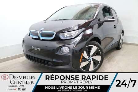 2016 BMW i3 HYBRID * NAVIGATION * SIEGES CHAUFFANTS * CRUISE * for Sale  - DC-U2715  - Blainville Chrysler