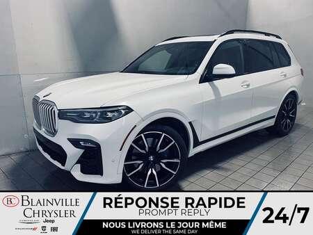 2019 BMW X7 xDrive40i * GPS * TOIT PANO * CRUISE ADAPTATIF * for Sale  - BC-S2185  - Blainville Chrysler