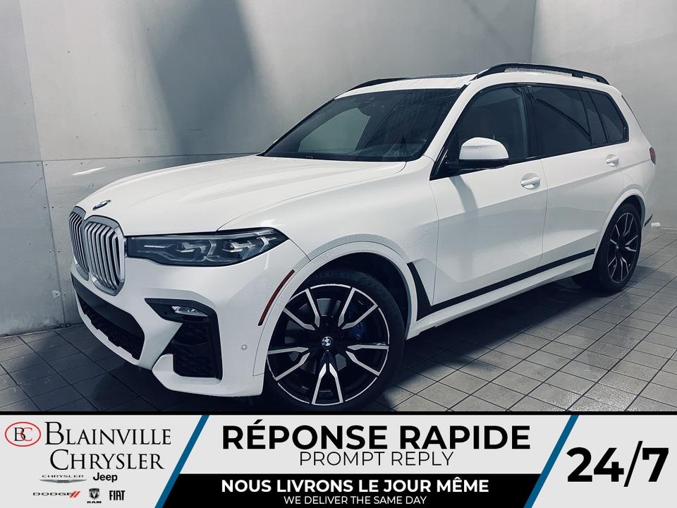 2019 BMW X7  - Blainville Chrysler