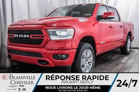 2020 Ram 1500 Big Horn North Edition Crew Cab for Sale  - BC-20048  - Desmeules Chrysler