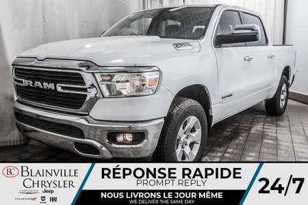 2020 Ram 1500 Big Horn + ÉCRAN 8,4 + CONSOLE SPORT + for Sale  - BC-20145  - Desmeules Chrysler