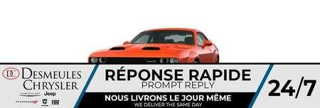 2021 Dodge Challenger SRT Hellcat Redeye Widebody *CUIR HAUTE QUALITÉ* for Sale  - DC-C568014  - Desmeules Chrysler