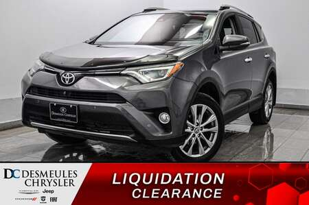 2017 Toyota RAV-4 RAV4 AWD * CAM RECUL * BLEUTOOTH * CRUISE * GPS for Sale  - DC-C2266  - Desmeules Chrysler