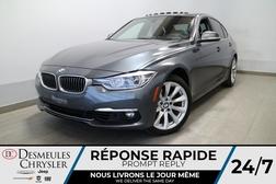 2017 BMW 3 Series 330i xDrive AWD * TOIT * NAV  * CAMERA DE RECUL *  - DC-S2734  - Desmeules Chrysler