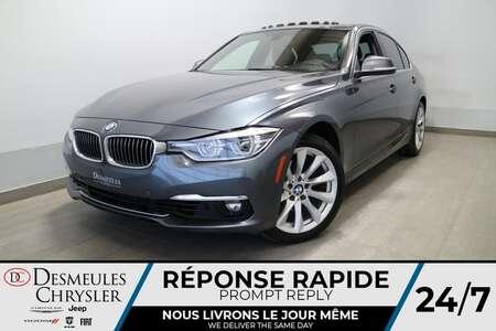2017 BMW 3 Series 330i xDrive AWD * TOIT * NAV  * CAMERA DE RECUL * for Sale  - DC-S2734  - Blainville Chrysler