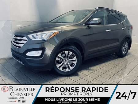 2013 Hyundai Santa Fe 2.0T Sport * CRUISE * BANC CHAUFF * COM VOCAL * for Sale  - BC-20362A  - Blainville Chrysler