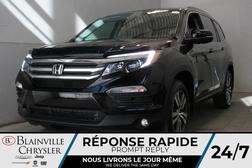 2018 Honda Pilot EX-L * CUIR * GPS * 7 PASSAGERS * SIEGES CHAUFF. *  - BC-A2394  - Desmeules Chrysler