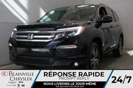 2018 Honda Pilot EX-L * CUIR * GPS * 7 PASSAGERS * SIEGES CHAUFF. * for Sale  - BC-A2394  - Blainville Chrysler