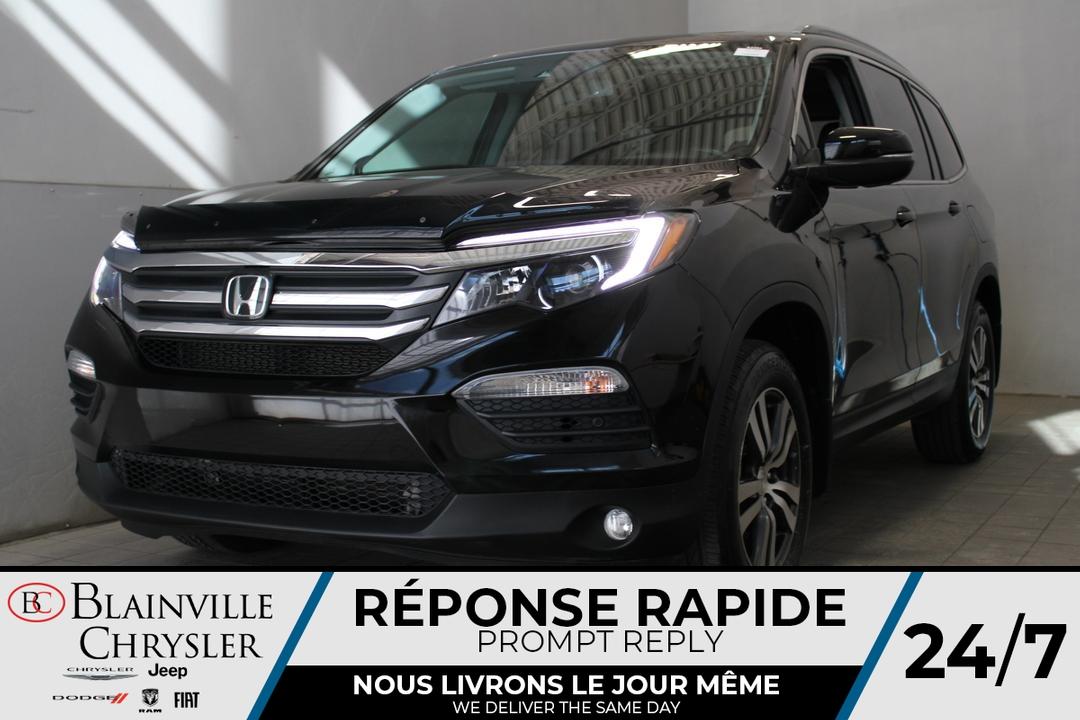 2018 Honda Pilot  - Blainville Chrysler