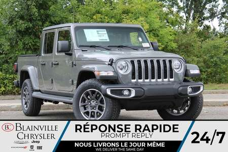 2021 Jeep Gladiator OVERLAND * TISSUS * APPLE CARPLAY * SIRIUS * for Sale  - BC-21759  - Desmeules Chrysler