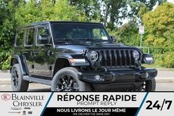 2021 Jeep Wrangler UNLIMITED SAHARA HIGH ALTITUDE * APPLE CARPLAY *  - BC-21748  - Blainville Chrysler