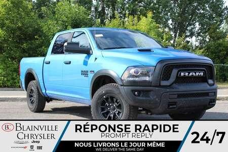 2021 Ram 1500 WARLOCK * BTE COURTE * SYST. DE 9 HAUT-PARLEURS * for Sale  - BC-21782  - Desmeules Chrysler
